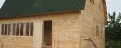 Главные из преимуществ домов из бруса