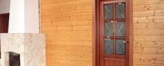 Двери из дуба. Доступная роскошь в интерьере