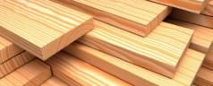 Доска обрезная – основа покрытий, отделки и архитектурных изделий