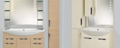 Мебель для ванной от Gemelli
