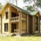 Чем отделать деревянный дом: блок хаус, имитация бруса или вагонка?