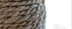 Декоративные веревки для срубов деревянных домов. Где их купить в Москве?