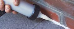 Выбор герметика для бетона