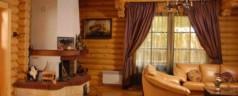 Полезная мебель для деревянного дома