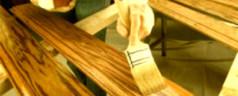 Масло изо льна для обработки древесины