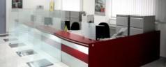 Мебель для операционного зала банка