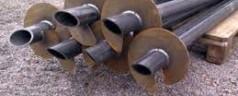 Что такое винтовые сваи и область их применения