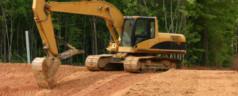 Подготовка территории к началу строительства