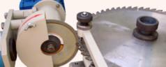 Какое оборудование используют для заточки дисковых пил?