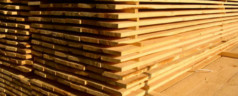 Особенности хранения лесоматериалов
